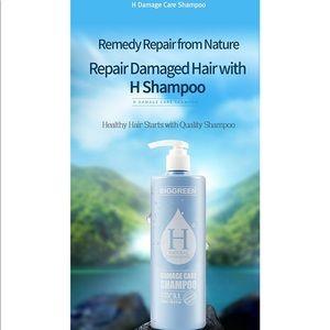 Big Green Natural Hydrating Damage Care Shampoo
